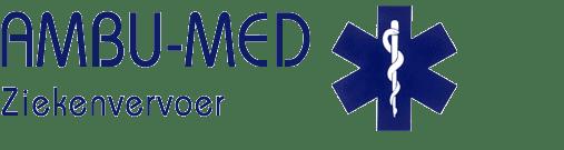 Logo AMBU-MED | Ziekenvervoer